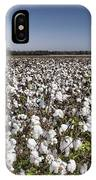 Cotton In Limestone County IPhone Case
