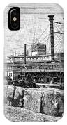 Cotton Industry, Early 20th Century IPhone Case