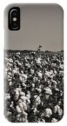 Cotton The Heart Of Dixie IPhone Case