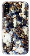 Cotton The Thread That Binds IPhone Case