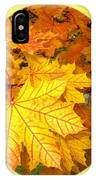Country Color 18 IPhone Case