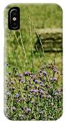 Country Gardens IPhone Case