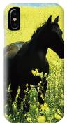 County Tipperary, Ireland Horse In A IPhone Case