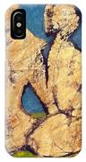Couple In Landscape IPhone Case
