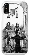 Courtroom, 1842 IPhone Case