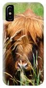 Cowabunga IPhone Case
