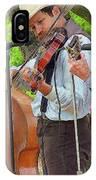 Cowboy Music IPhone Case