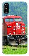 Cp Coal Train IPhone Case