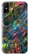 Cr8zy Butterfly Fx  IPhone Case