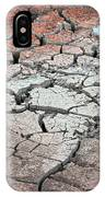 Cracked Earth IPhone Case