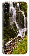 Crater Lake Falls IPhone Case