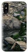 Creek Flow Panel 5 IPhone Case