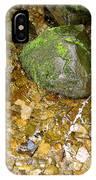 Creek Stones IPhone Case
