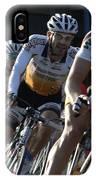 Criterium Bicycle Race 5 IPhone Case