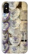 Croatian Lavender IPhone Case