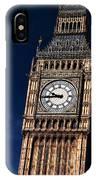 Crooked Ben IPhone Case