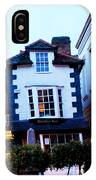 Crooked House Of Windsor IPhone Case