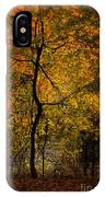 Crooked Tree At Beaver's Bend IPhone Case