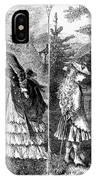 Croquet, 1873 IPhone Case