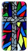 Cross No 9 IPhone Case