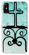 Crosses Voided IPhone Case