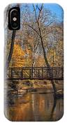 Crossing Deep River IPhone Case