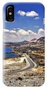 Crossing The Andes 2 IPhone Case