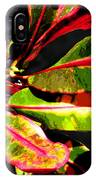 Croton Abstract I IPhone Case