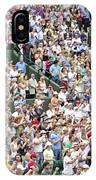 Crowd Of People IPhone Case