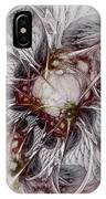 Crowd Of Sorrows IPhone Case