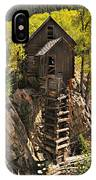 Crystal Mill 6 IPhone Case