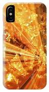 Crystallized - Digital Art Abstract IPhone Case