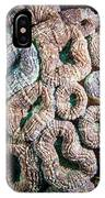 Curler Coral IPhone Case