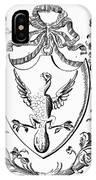 Custis: Coat Of Arms IPhone Case