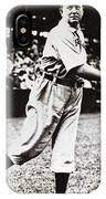 Cy Young (1867-1955) IPhone Case