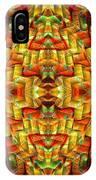Cyberbraid Mandala IPhone Case