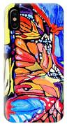 Butterflies Wings  IPhone Case