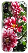Dahlia Named Yoro Kobi IPhone Case