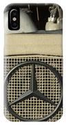 Daimler-benz A-g Hood Emblem IPhone Case