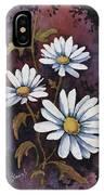 Daisies IIi IPhone Case