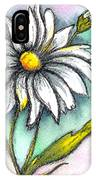 Daisy Thoughts IPhone Case