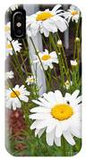 Daisy Visitor IPhone Case