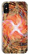 Dance Of Fires  IPhone Case