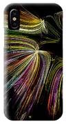 Dancing Colors IPhone Case