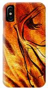 Dancing Fire Vi IPhone Case