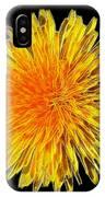 Dandelion Head IPhone Case