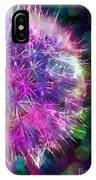Dandelion Party IPhone Case