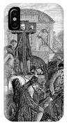 Daniel Defoe (1660-1731) IPhone Case