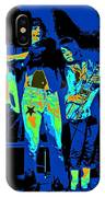Danny And Rick IPhone Case