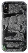 Dark Tiki IPhone Case